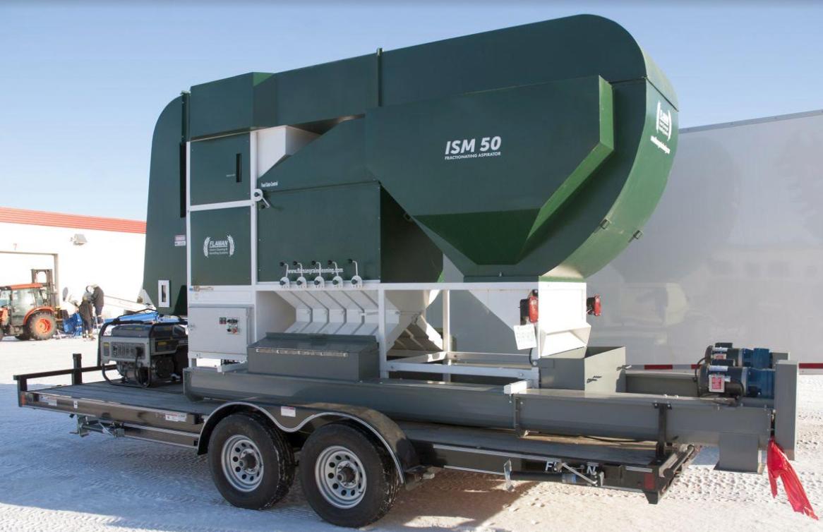 ISM 50 Mobile Unit