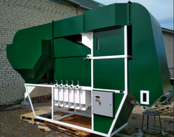 ISM 50 Grain Separator