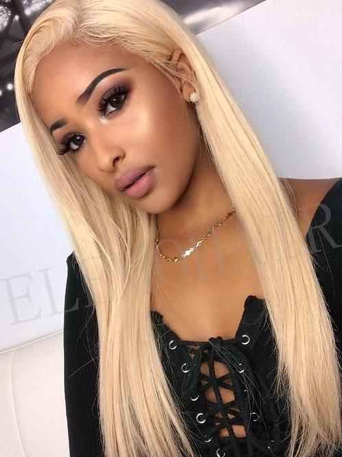 Admyhair Blonde Layered Bundle Set with 4 x 4  CLosure