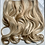 Thumbnail: Luxury Synthetic 1 Piece Clip in Hair Piece
