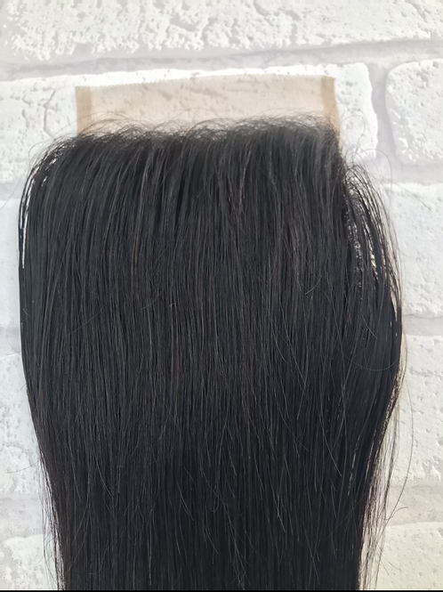 "Admyhair HD Lace Closure 4"" x 4"" Natural Colour"