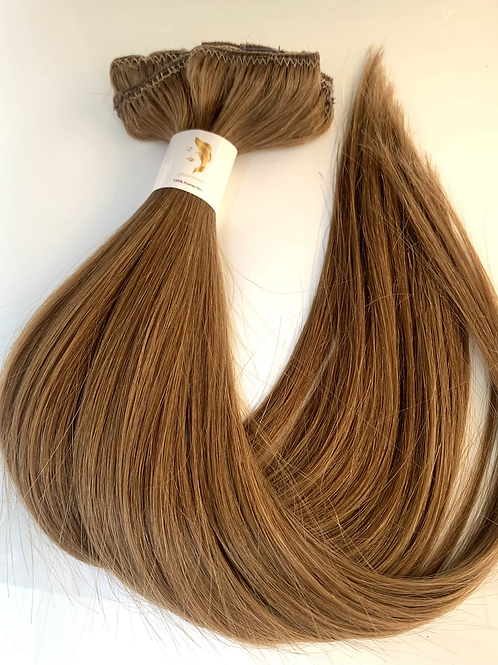 """18 """" Luxury Double Drawn Clip Ins"""