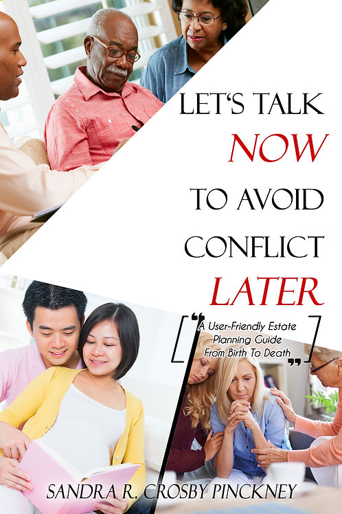 Let's Talk Now To Avoid Conflict Later