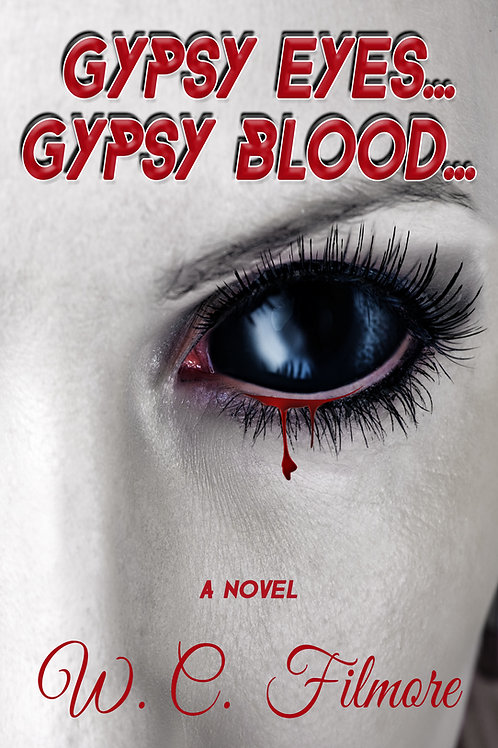 Gypsy Eyes...Gypsy Blood