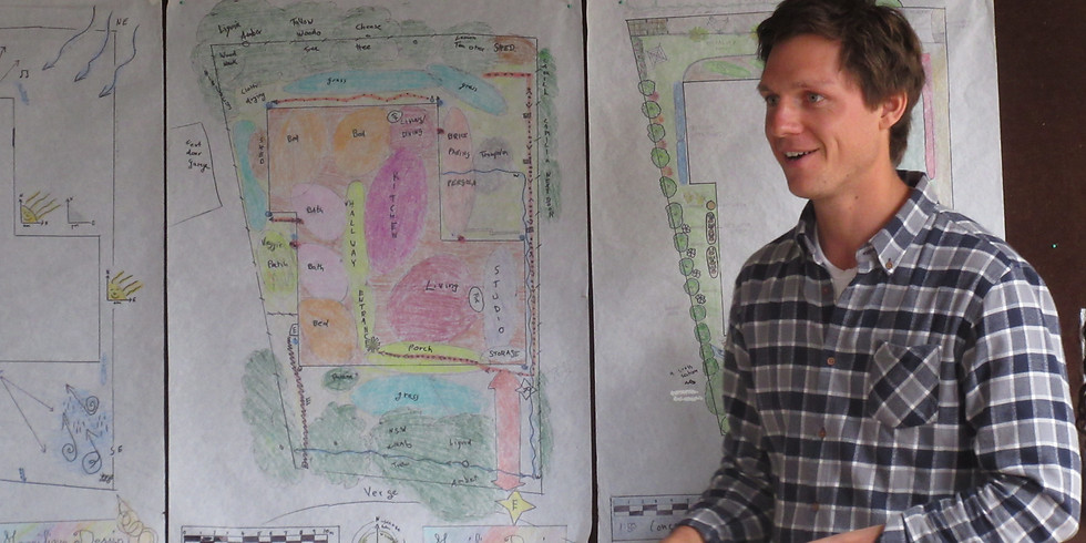 Permaculture Design Course  2022 Notification List