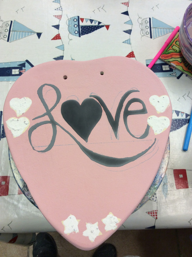 Valentine's Day at ClayArt