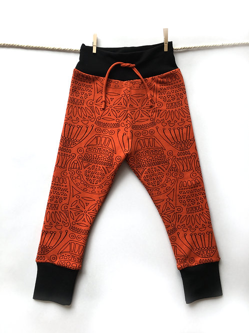 Pantalon évolutif - Aztek