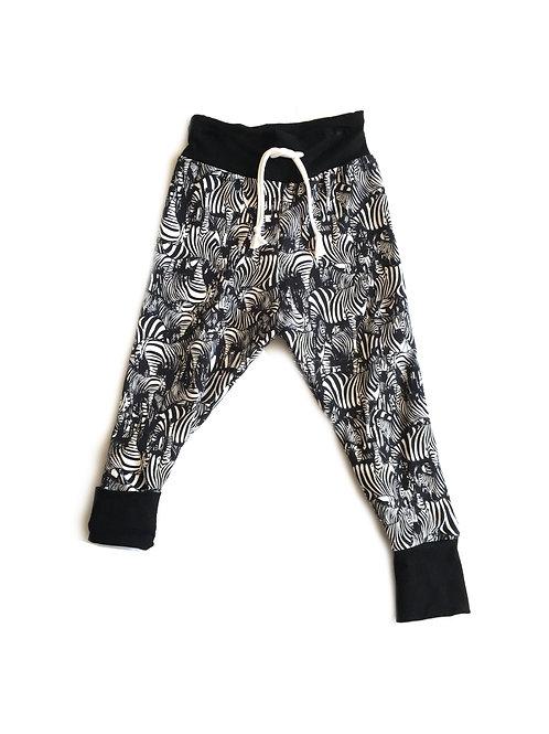 Pantalon évolutif - Zèbre