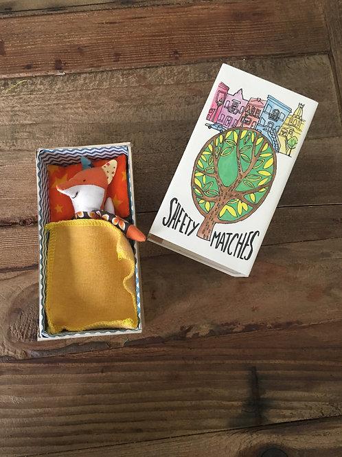 Edgar le Renard - Fox in a Box