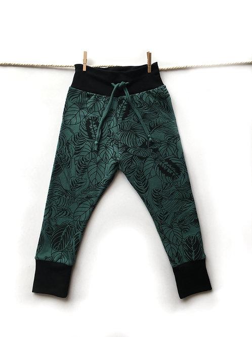Pantalon évolutif - Plantes