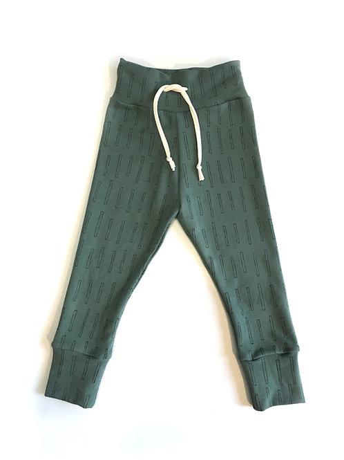 Pantalon évolutif traits