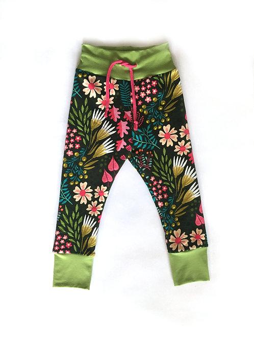 Pantalon évolutif flower bliss
