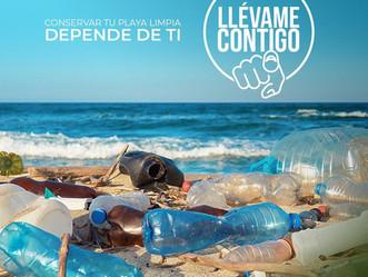 DRNA exhorta a los bañistas en la noche de San Juan a no arrojar la basura en las playas