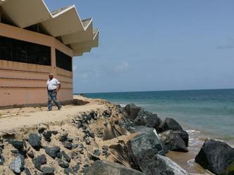 Aumenta el interés en prevenir la erosión costera en Puerto Rico