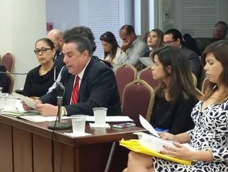 DRNA recomienda convocar a la Junta Examinadora de Evaluadores de Profesionales de Bienes Raíces en