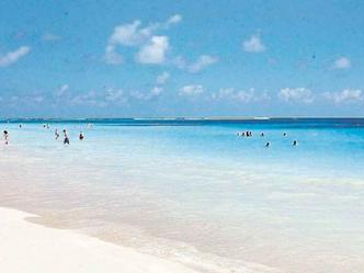 Playa Flamenco recupera la Bandera Azul