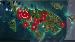 Ecosistemas protegidos de Culebra son amenazados por el aumento de estresores locales