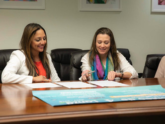 DRNA y Educación firman acuerdo para promover la pesca recreativa y el tiro con arco