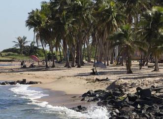 Las playas de Puerto Rico se redujeron tras el paso de María