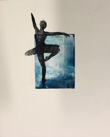 Balletpige