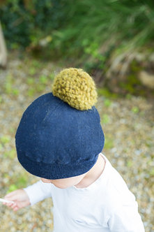 Cashmere Cosy (navy) XL (2-3 yrs)