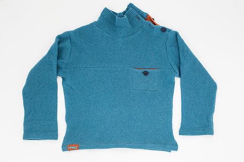 Fell Jersey (teal) age 3-4 yrs