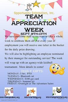 Copy of Employee Appreciation Day - arra