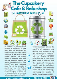Eco-Friendly flyer - Made with PosterMyW