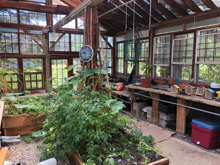 Greenhouse 2020