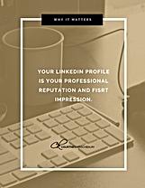 2020 LinkedIn Power Profile Booster Shot
