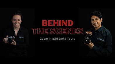 Barcelona video, tapas, Sagrada Familia