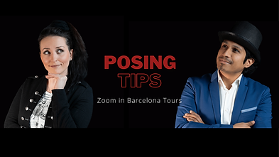 Barcelona Photographer Posing Tips