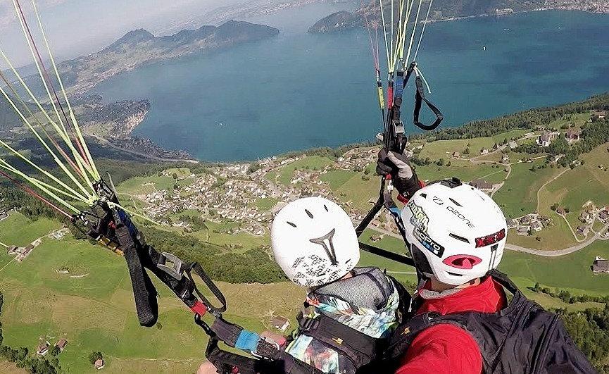 Paragliding Voucher