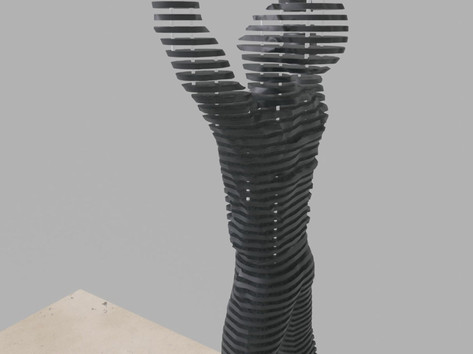 sculpture installation_3D visual design