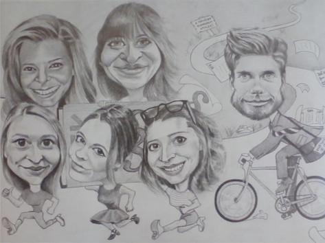 Grafit karikatúra - Paragrafus