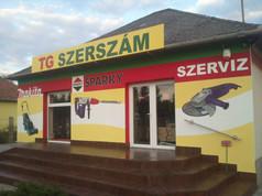 Falfestés - TG Szerszám Kft