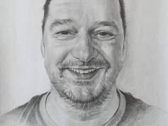 Grafit portré - Munkatárs