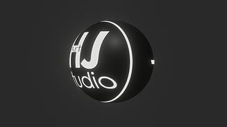 HJ Art Studio 3D logo