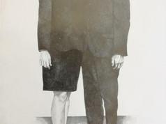 Grafit portré - Emlék