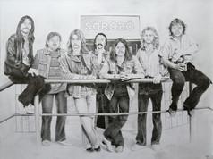 Grafit portré - PMOBIL & Fan
