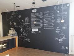 Címfestés - Neapolis Pizzeria Nyíregyháza