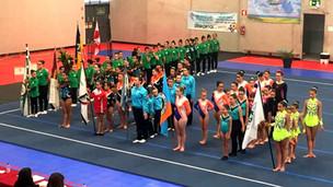Campeonato Distrital Base/níveis - Ginástica Acrobática, Classificações das nossas atletas