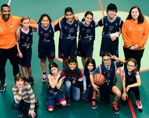 Basquetebol – Solidariedade dos Sub 16 masculinos