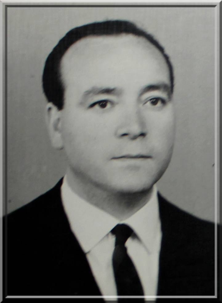 José Frederico Alhinho dos Santos