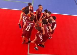 Basquetebol - Sub 14 Masculinos vencem em Carcavelos