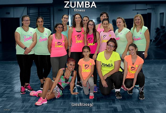 ZUMBA fitness (2018/2019)