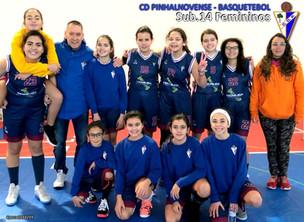 Basquetebol –Sub 14 Femininos: Vitória, Glória e rumo á Final Four
