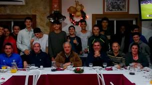 Jantar de Natal - Homenagem a Jaime Margarido