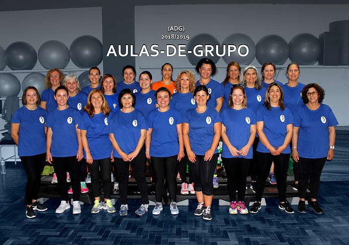 (ADG) Aulas-de-Grupo época 2018/2019