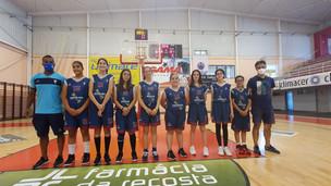 Basquetebol do Clube Desportivo Pinhalnovense   Agora a vez de Mini basquete.